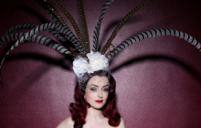 Pheasant Headdress