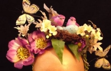 Hedgerow Headdress